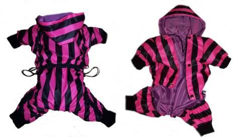 salopeta zebra pink