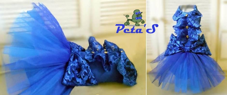 rochie galla blue